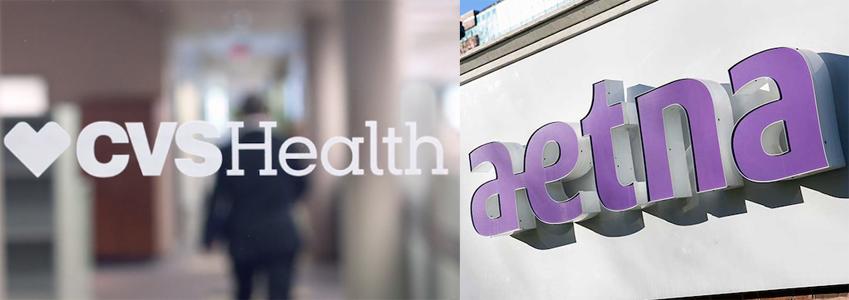 СиВиЕс Хелт (CVS Health) се споразумя да придобие Етна (Aetna) за 77 млрд. щ.д. (65.3 млрд. евро)