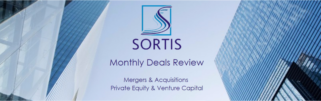 Monthly deals review (M&A, PE and VC)