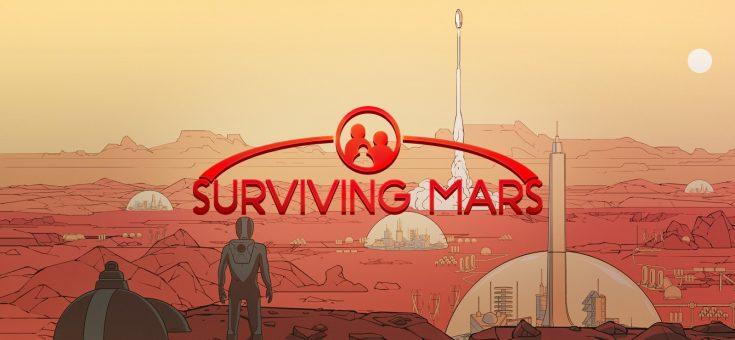 Българската игра Surviving Mars е сред най-популярните в Steam
