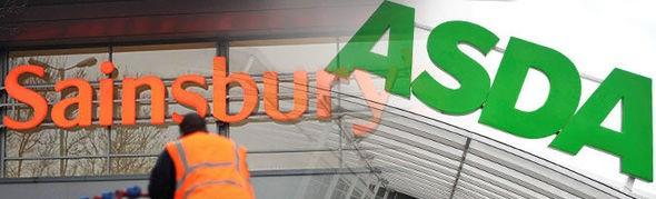 Sainsbury's и Asda се обединяват срещу дискаунтърите