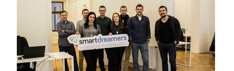 Румънският IT стартъп специализиращ в подбора на персонал SmartDreamers, набра 1.2 млн. евро за финансиране на международната си експанзия