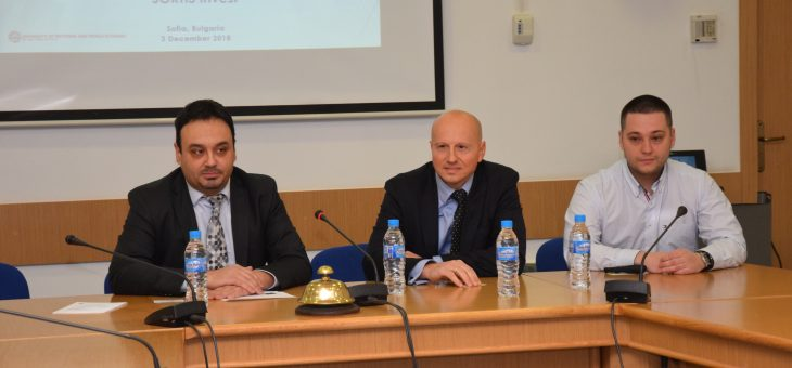 Лекция на г-н Мартин Паев, Изпълнителен директор на СОРТИС Инвест, в Университета за национално и световно стопанство – УНСС