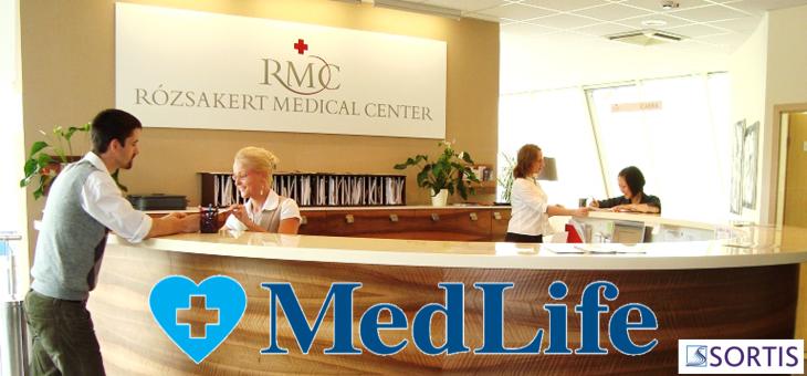 Румънският MedLife придобива 51% от унгарската група медицински центрове Rózsakert Medical Center