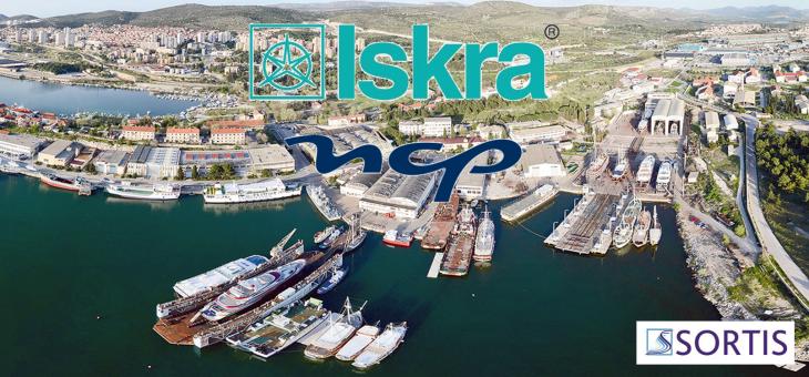 Iskra, най-големият производител на електротехнически продукти в Словения, придобива корабостроителните операции на NCP Груп в Шибеник, Хърватия