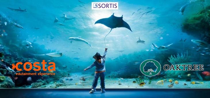 Базираната във Великобритания Oaktree Capital Management придоби 40% от италианските тематични паркове Costa Edutainment за 40 млн. eвро