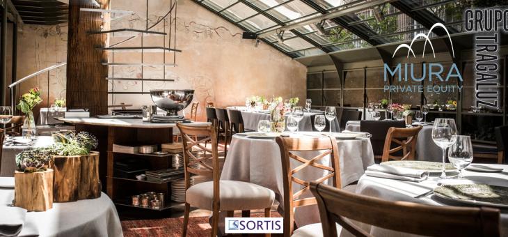 Испанската група ресторанти Tragaluz продава своя мажоритарен дял на фонда Miura Private Equity