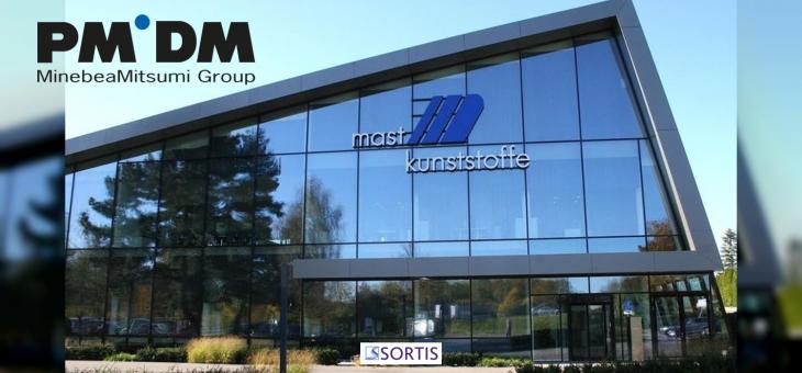 Precision Motors Deutsche Minebea GmbH придоби немския производител на пластмасови компоненти Mast Kunststoffe GmbH