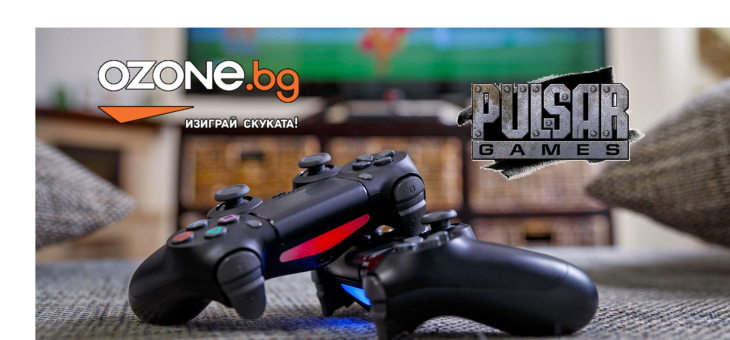 Българският онлайн търговец Ozone.bg придоби най-голямата местна верига магазини за игри Pulsar